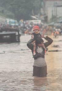 Banjir Jakarta 2005