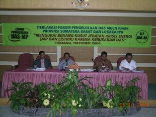 Deklarasi Forum DAS